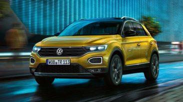Nouveau T-Roc Volkswagen