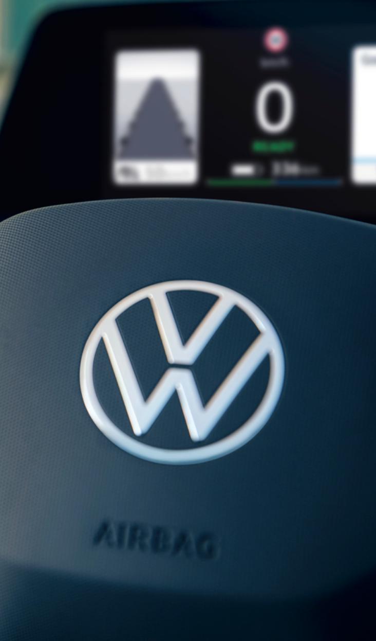 Bannière VW vertical