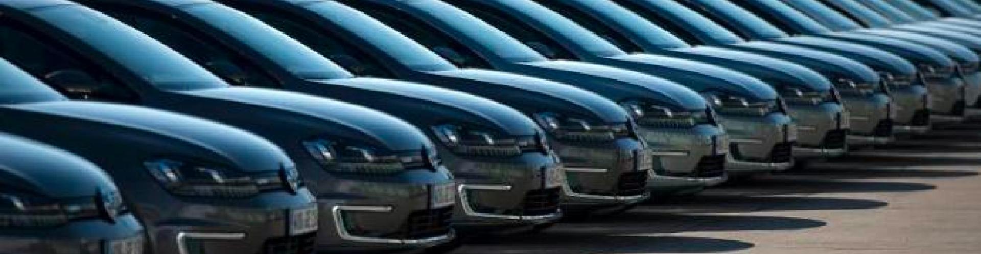 Image ligne de voitures