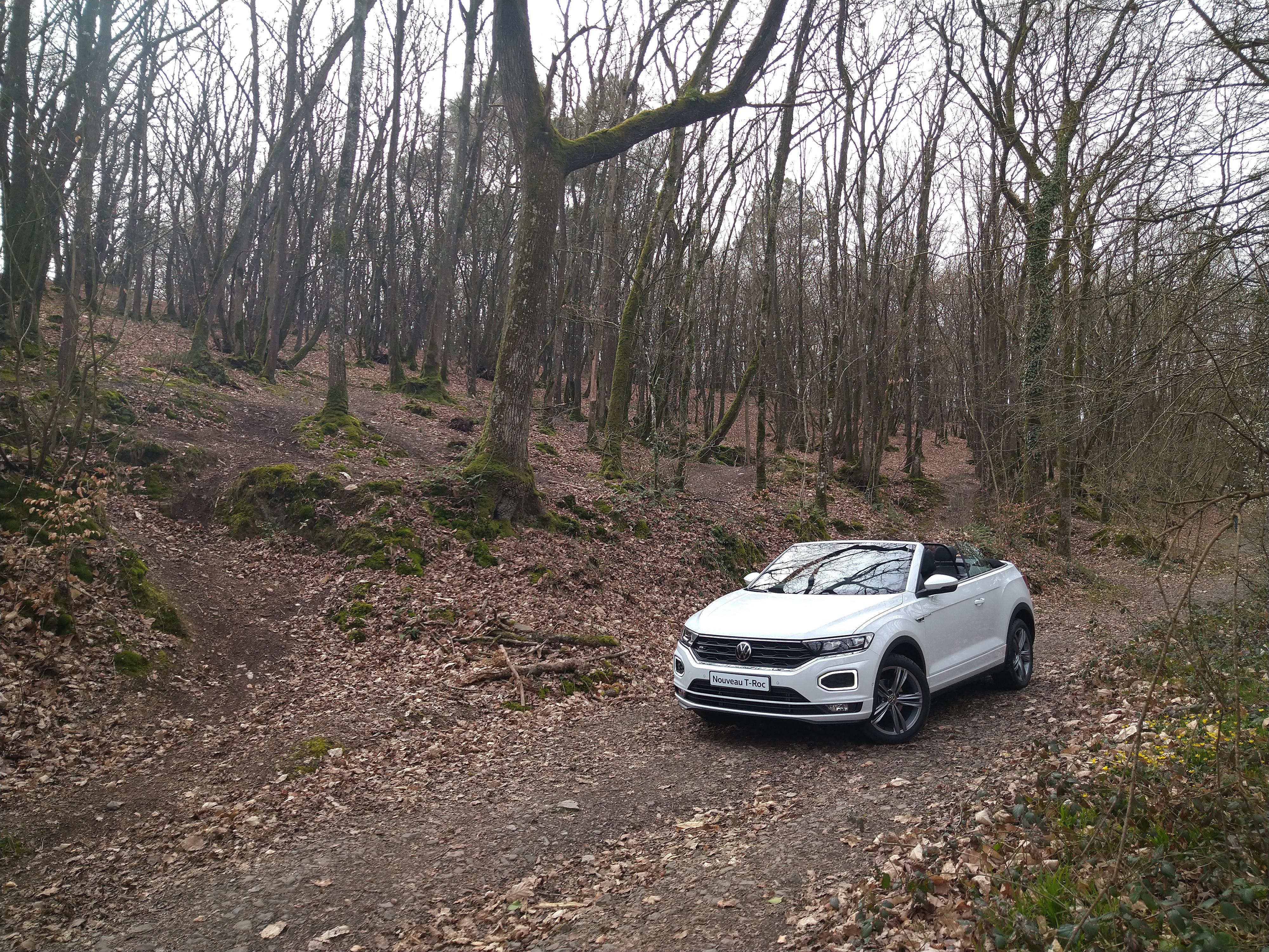 Offre du moment T-Roc Cabriolet Volkswagen Laval