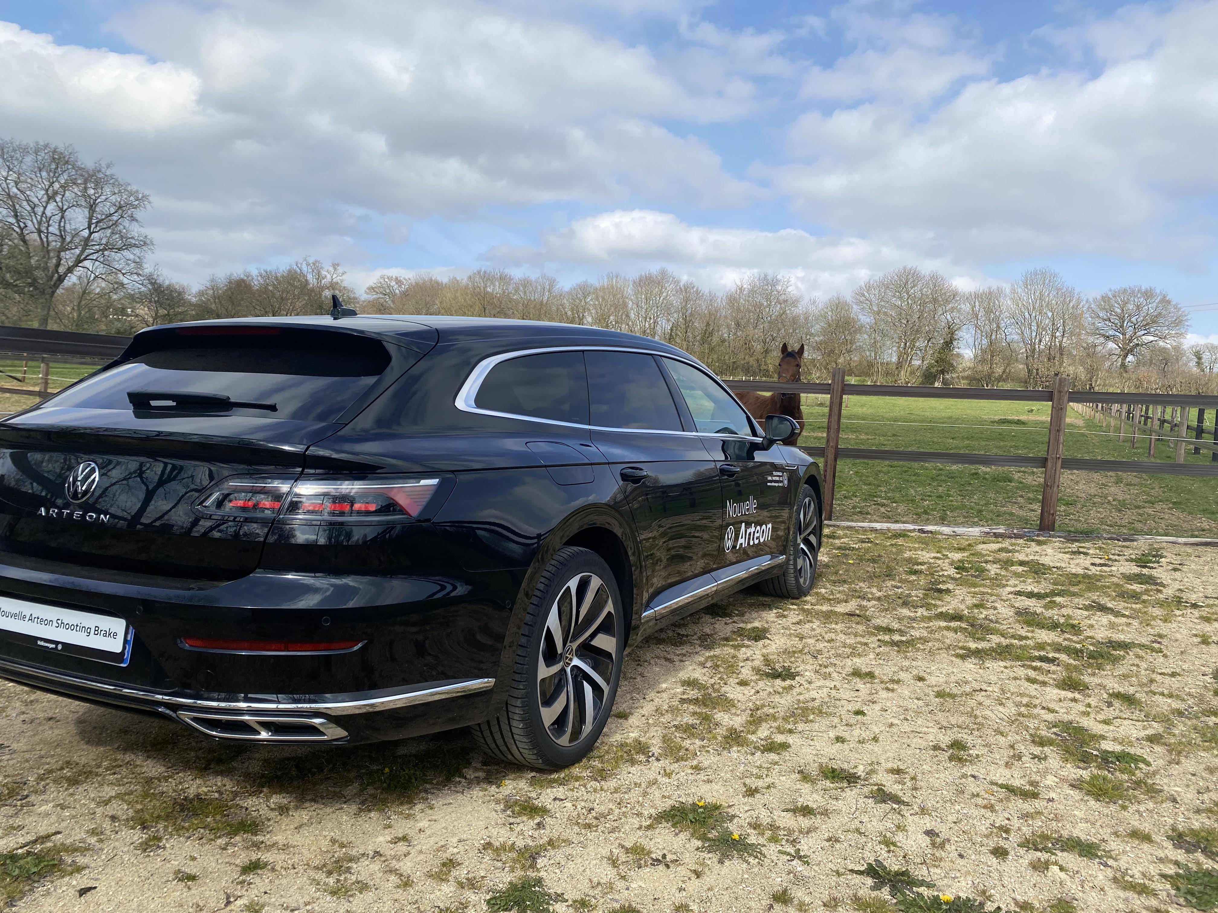 Offre Arteon Shooting Brake Volkswagen Laval