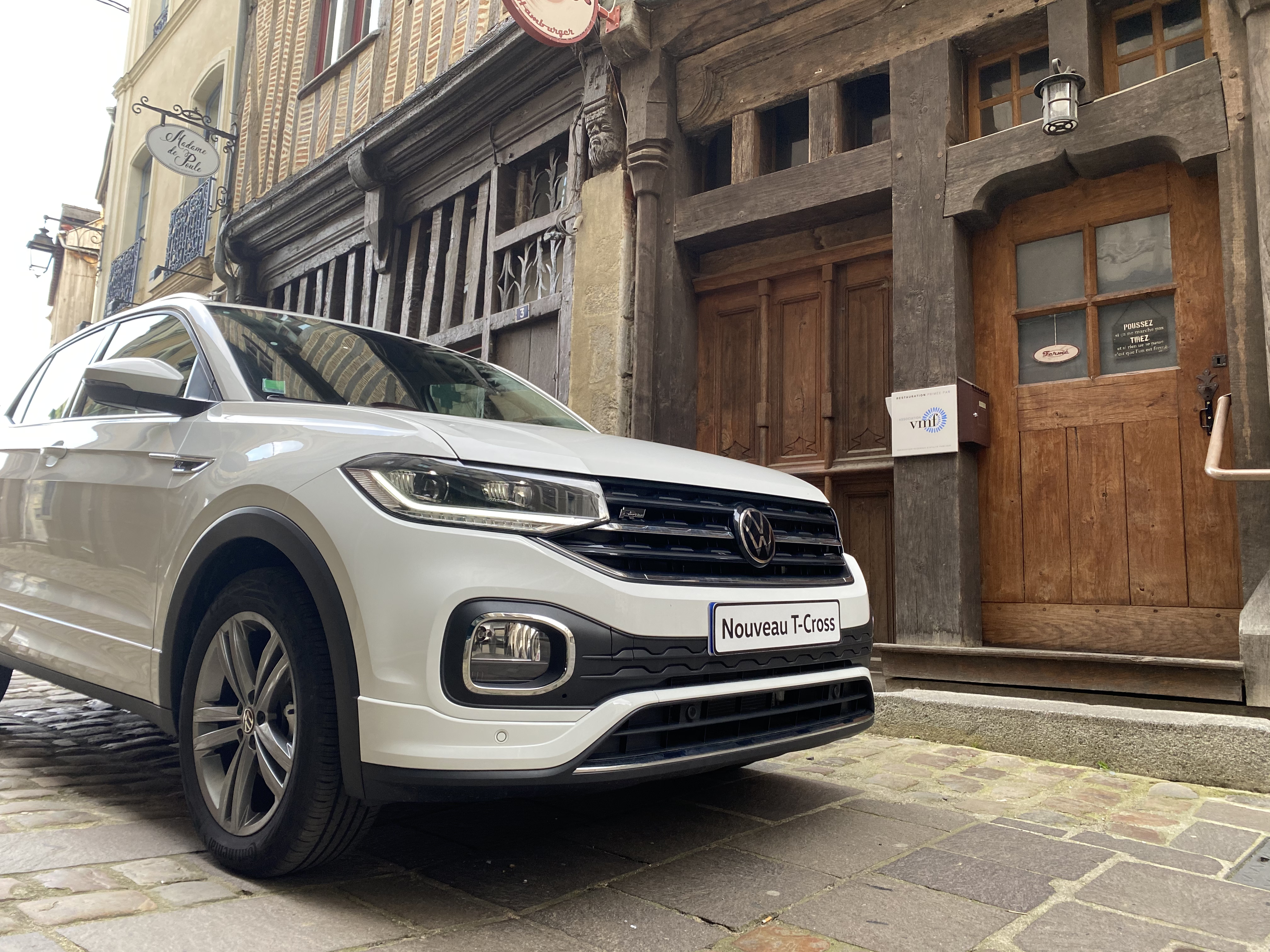 Offre du moment T-Cross Volkswagen Laval