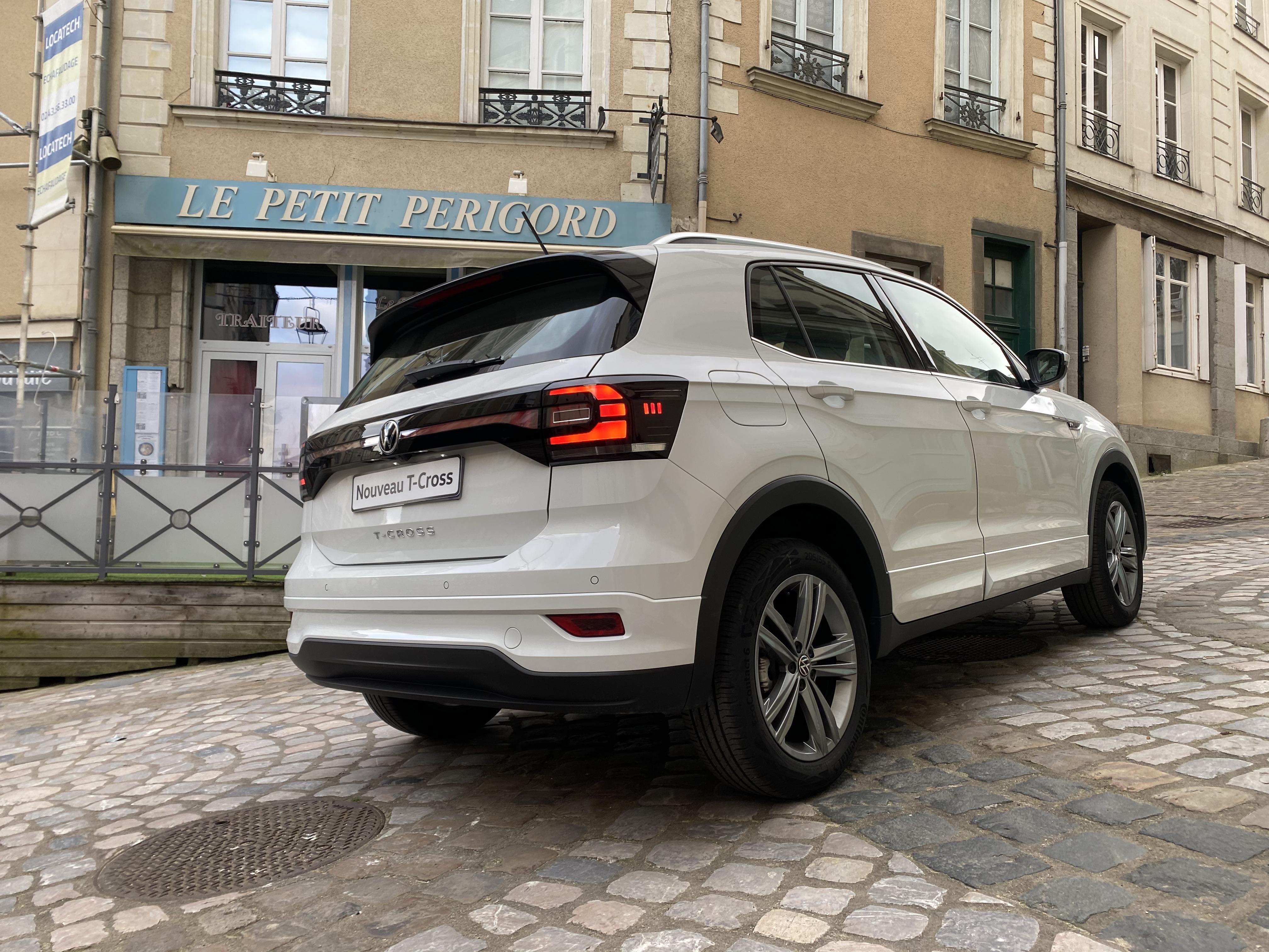 Offre pro T-Cross Volkswagen Laval