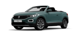 Offre Volkswagen T-Roc Cabriolet
