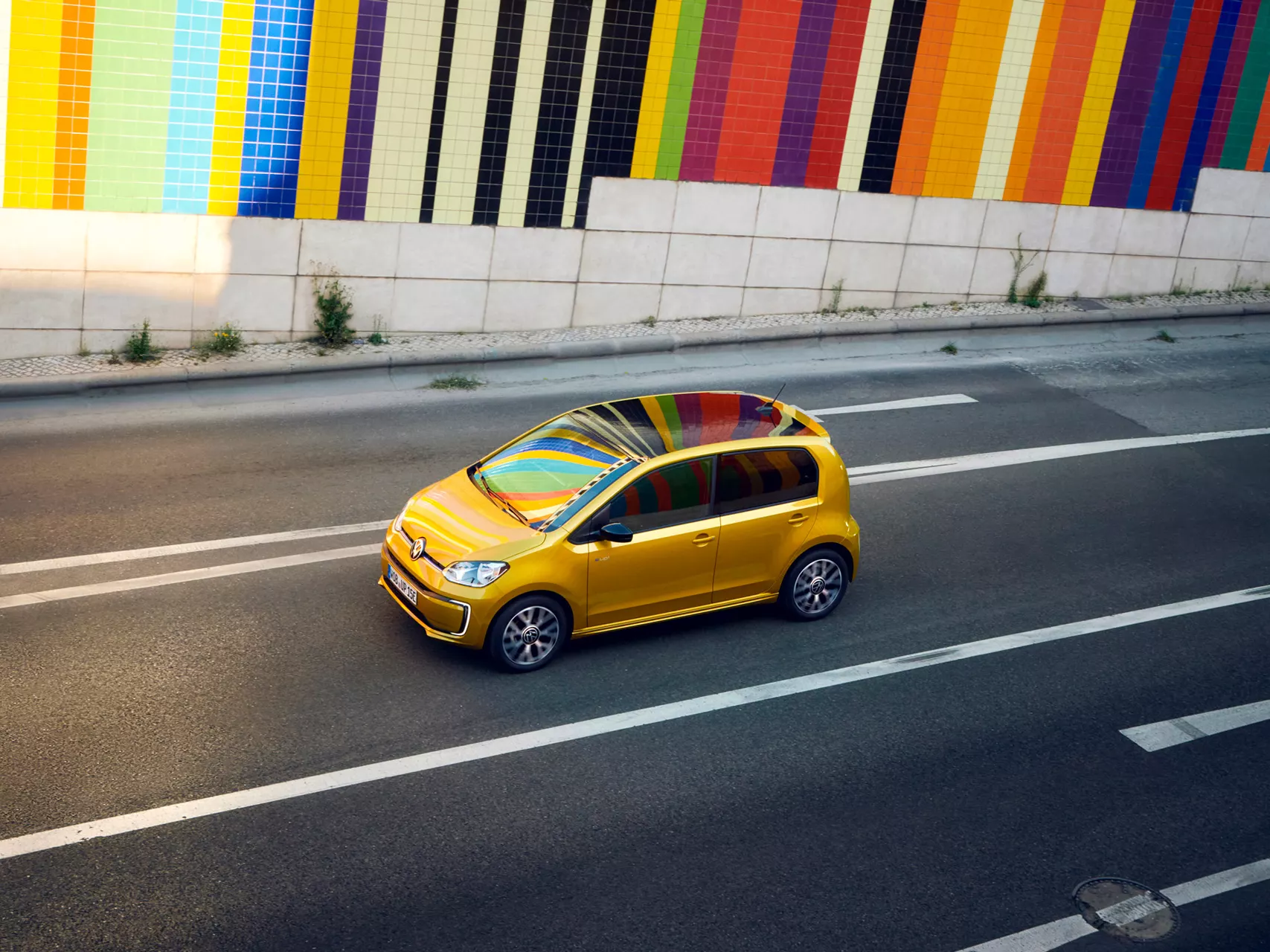 Offre Volkswagen e-up Particuliers Laval