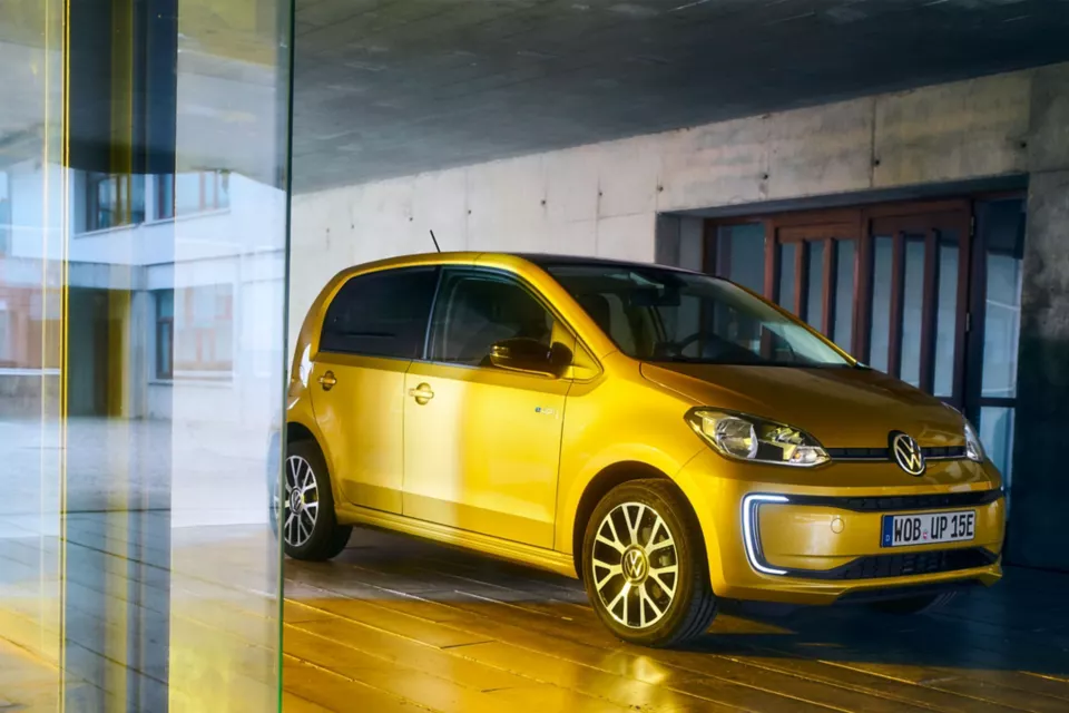 Offre Volkswagen e-up Particuliers