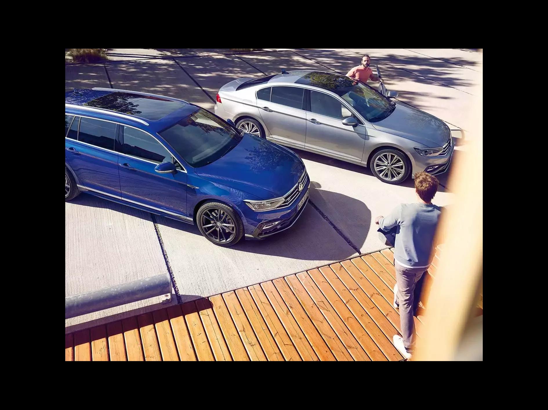 Offre du moment Passat SW GTE Volkswagen Laval