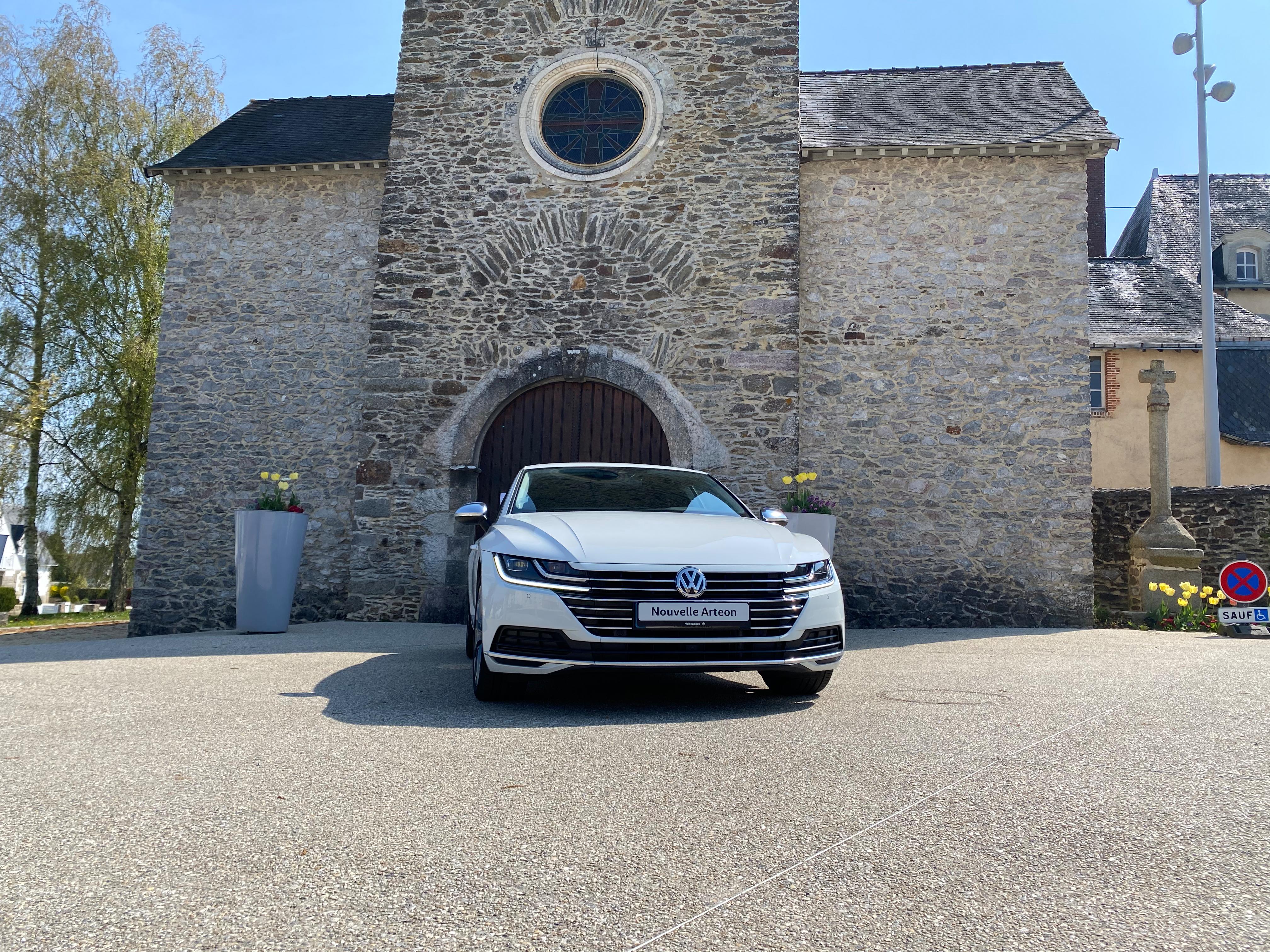 Offre pro Arteon Volkswagen Laval