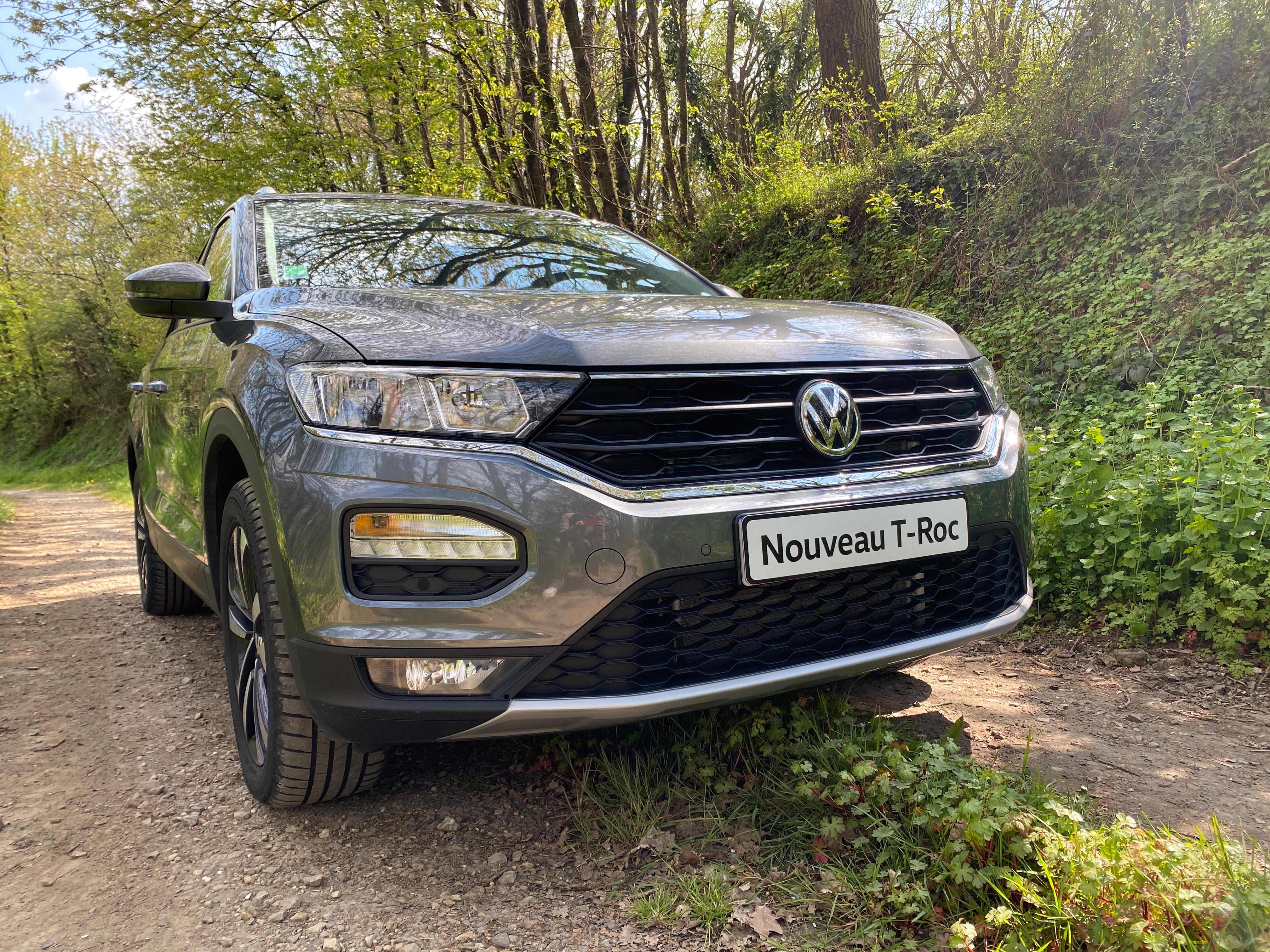 Offre pro T-Roc Volkswagen Laval
