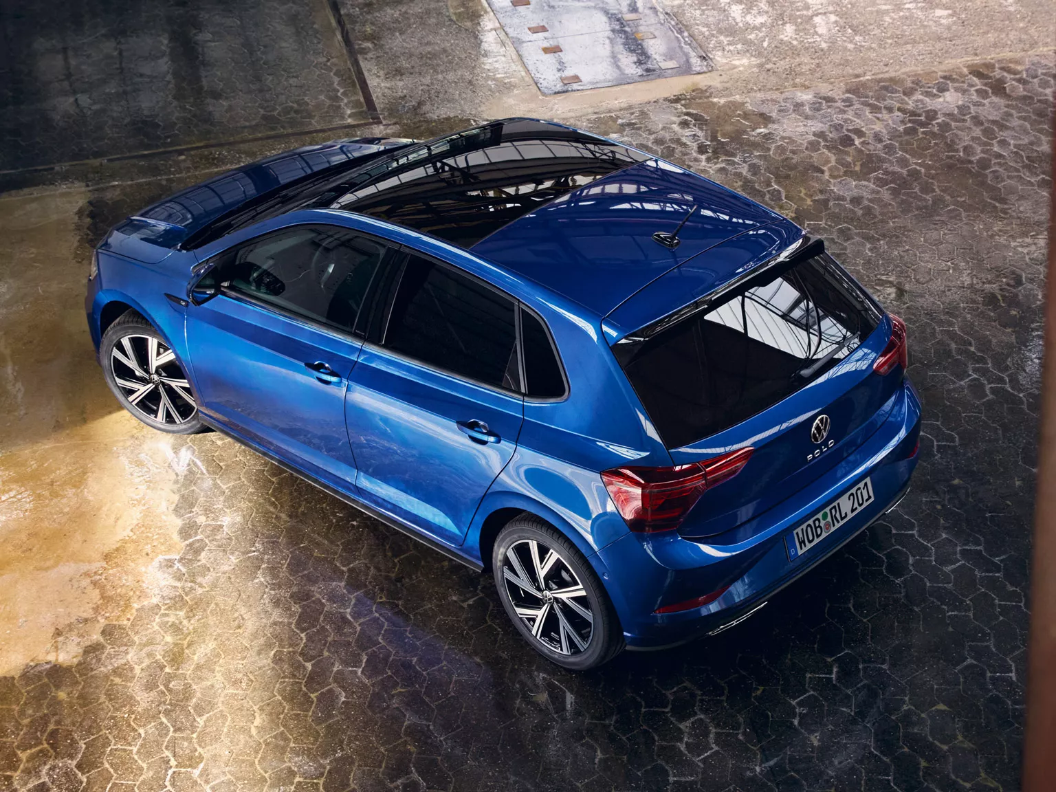 offre n°1 Nouvelle Polo Volkswagen Laval